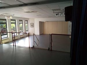 Saal 1 (Blick von Bühne)